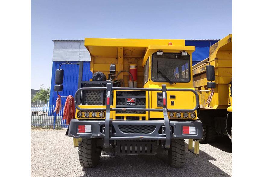 乌海二手同力宽体车-要买高质量的同力宽体矿车-就上凯巨机械有限公司