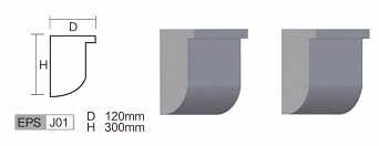 一体板保温装饰-沧州抹灰石膏厂家-沧州Eps线条生产厂家