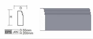 重质石膏生产厂家-济南线角生产厂家-济南线角厂家