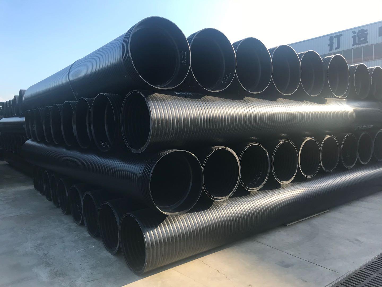 渭南HDPE中空壁纏繞管-延安雙壁波紋管-漢中雙壁波紋管