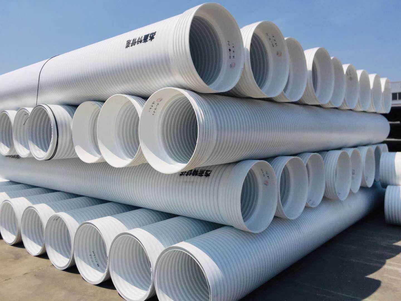 西安中空壁結構纏繞管公司_西安HDPE波紋管哪家比較好
