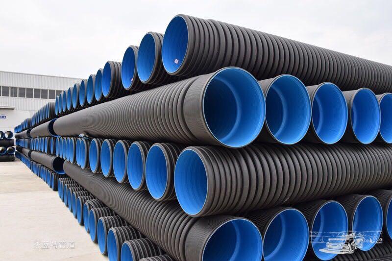 西安HDPE波紋管-延安中空壁纏繞管-漢中中空壁纏繞管