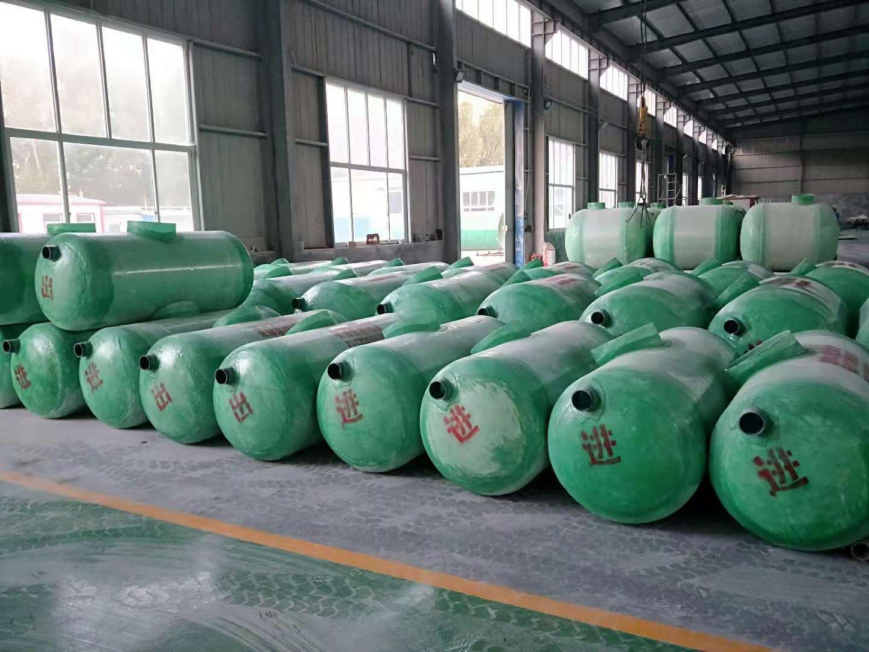 玉树玻璃钢化粪池厂家-湟中玻璃钢化粪池厂