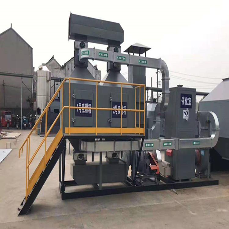 天津喷漆房催化燃烧设备|专业的喷漆房催化燃烧设备供货商