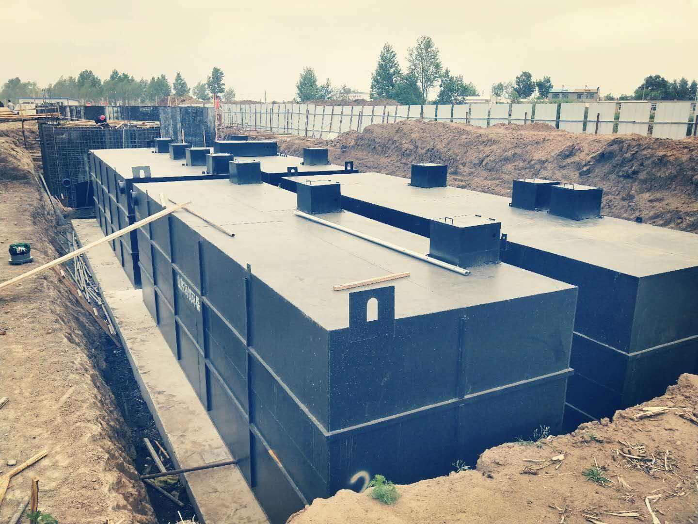 玉树一体化污水处理设备-拉萨一体化污水处理设备