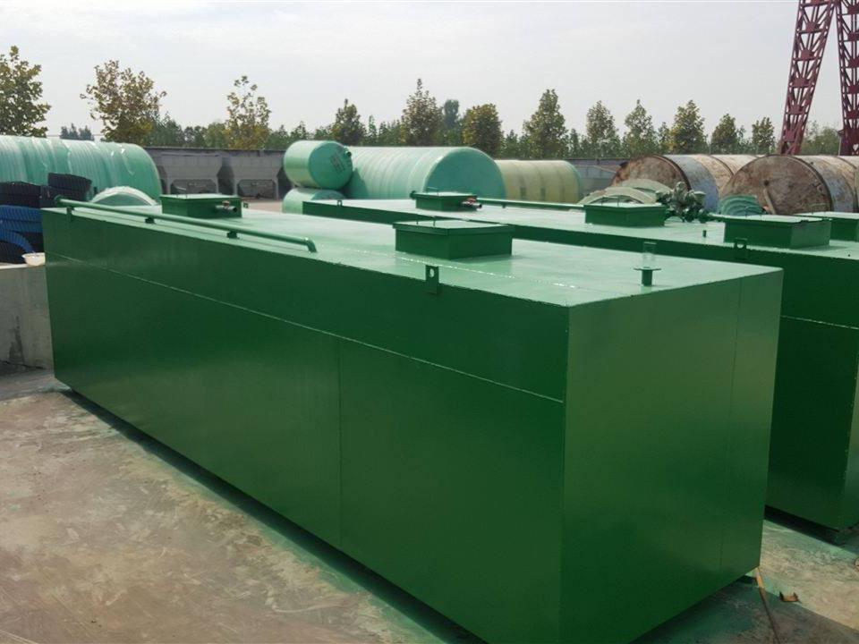 陇南一体化污水处理设备-青海一体化污水处理设备销售
