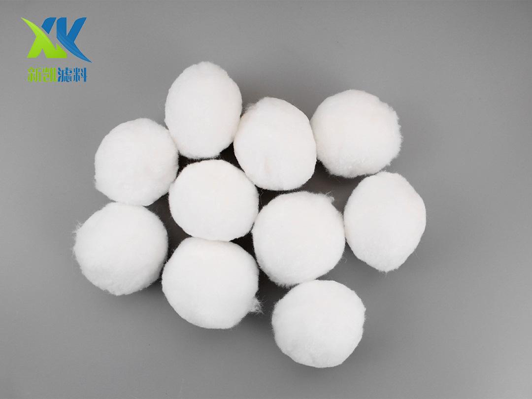 改性纤维球-纤维球滤料-除油纤维球