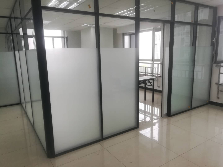 呼市LOW-E玻璃-内蒙古玻璃隔断安装-呼和浩特玻璃隔断
