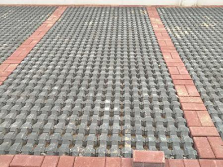 登封井字型植草砖|植草砖可靠供应商