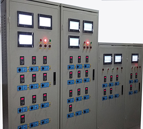 PLC变频控制系统