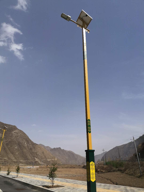 乌海太阳能路灯价格 想买价位合理的内蒙古太阳能路灯就来宁夏畅兴泰照明科技