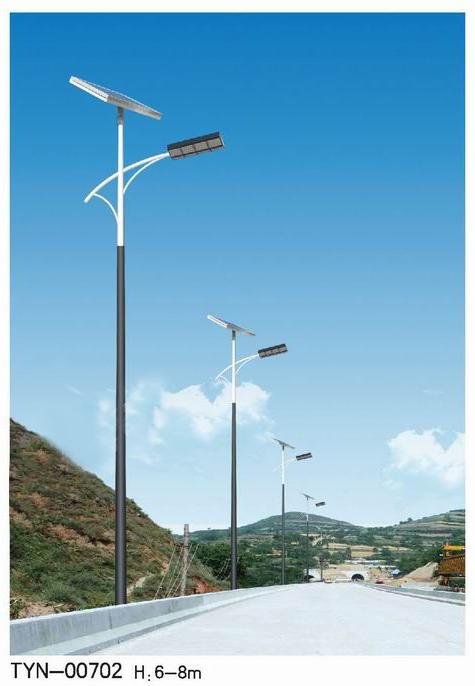 中卫太阳能路灯厂家-销量好的太阳能路灯在兰州哪里可以买到
