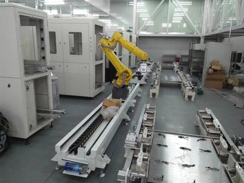江苏机械滑台-河北机器人行走轴价格-河北机器人行走轴厂家