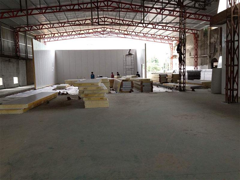 冷库厂_漳州比泽尔制冷提供质量良好的冷库