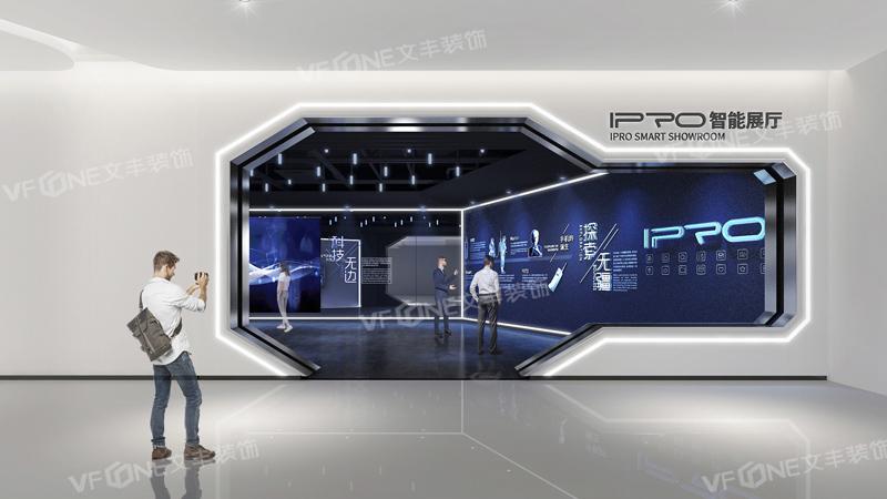 特色展廳裝修設計_深圳知名的裝修公司-文豐裝飾