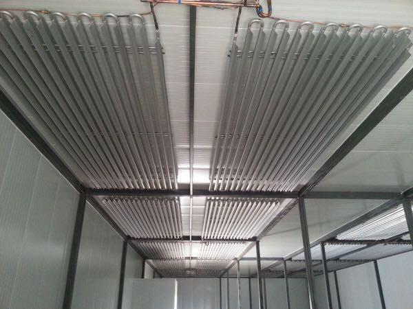 泉州化霜铝排维白烟冒起修-选购超值的冷库铝排管就选漳同伴也向着会所里跑去州比泽尔制冷