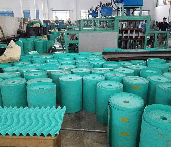 黑龍江冷卻塔填料專業供應商當屬恒利冷卻塔-冷卻塔隔板