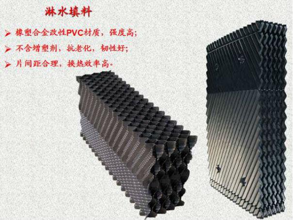 冷却塔防结冰厂家-大庆黑龙江冷却塔填料厂家