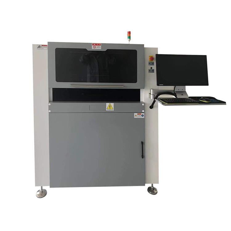 钢网检查机原理及重要性 百通达钢网检查机的在线检测质量稳定