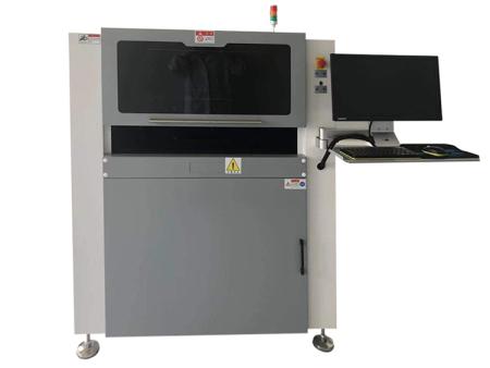 鋼網檢查機原理及重要性 百通達鋼網檢查機的在線檢測質量穩定