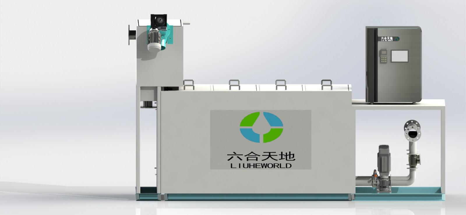 潍坊污水处理设备公司-湖北省好用的餐厨垃圾研磨除渣油水分离一体机供应