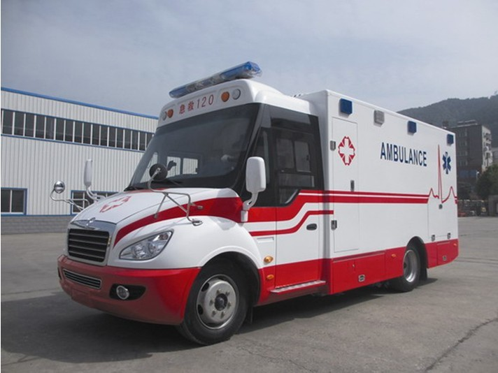 監護型救護車廠家_廣州哪里有好用的軍用負壓重癥監護型救護車移動ICU車供應