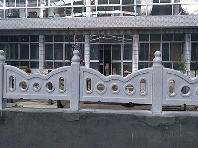 甘肃仿石护栏,兰州仿石护栏厂家,青海仿石护栏