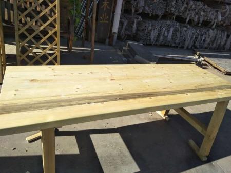 哪里有卖品牌好的防腐木桌椅 内蒙防腐木桌椅价格