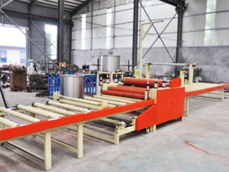 凯杰PVC石膏贴面板生产线