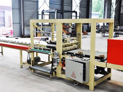 pvc石膏板自動包裝機