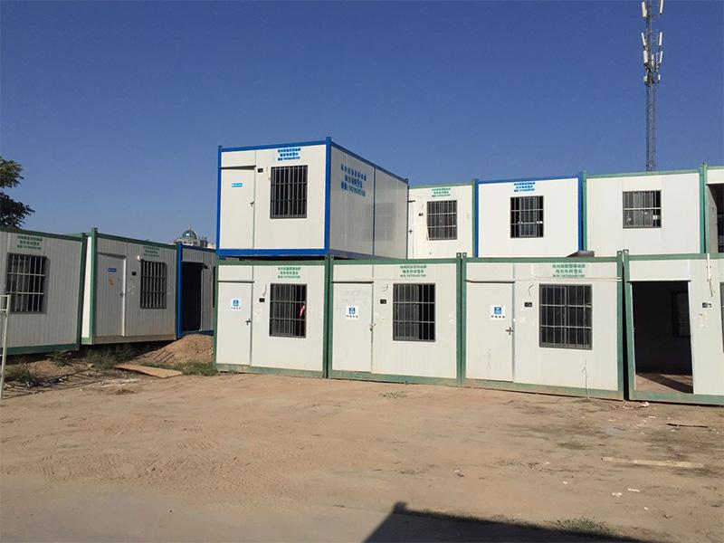 固原集成房屋厂家-买好的宁夏集成房屋当然是到得利斯集装箱了