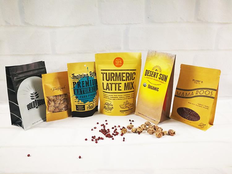 八边封自立拉链咖啡豆包装袋厂家热线:13662752839