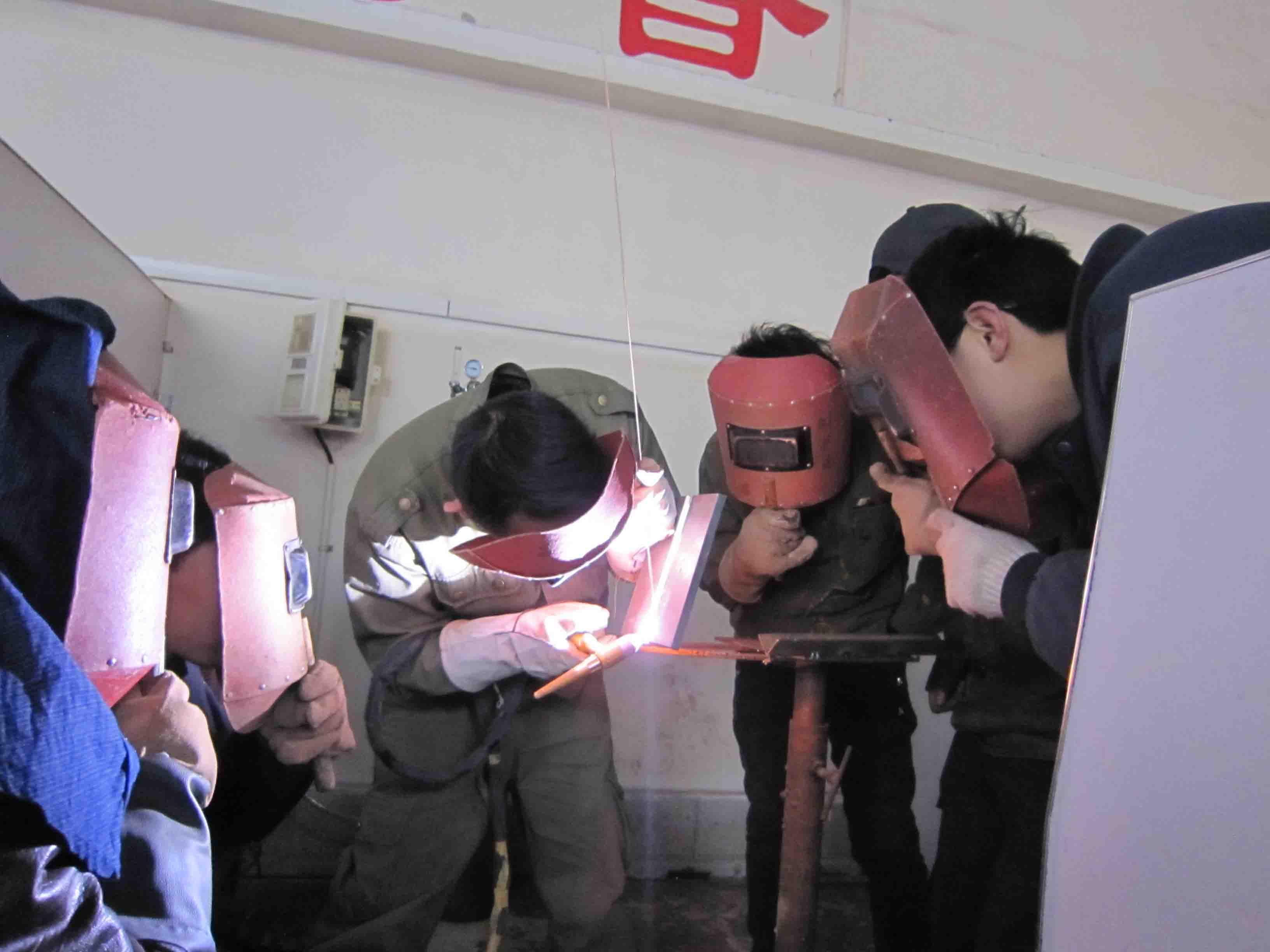 宁阳初级焊工培训学校-气焊培训-气割培训课程