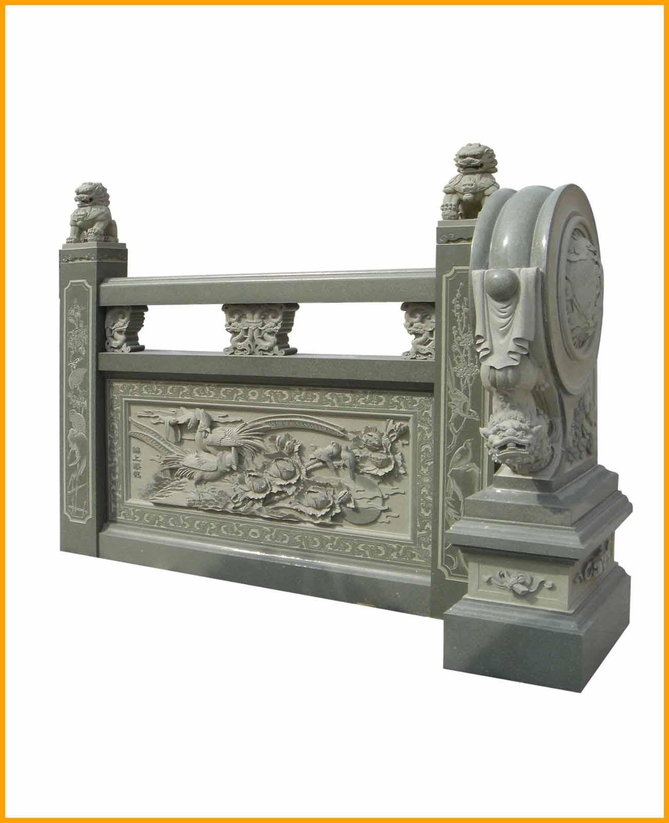 欄桿石橋抱鼓供應廠家 精湛的欄桿石橋抱鼓盡在漢匠石雕