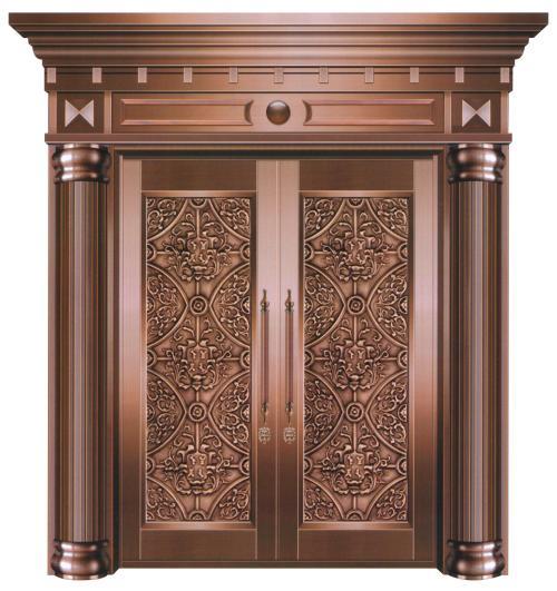 银川地区品质好的铜门-吴忠铜门