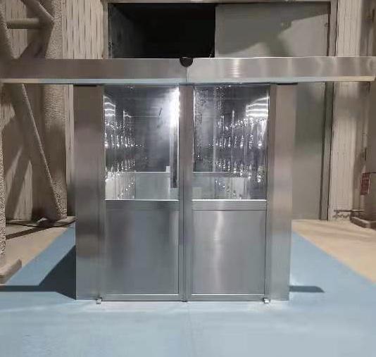自动平移门风淋室,平移门风淋室,自动门风淋室