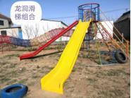 芜湖玩水上滑梯|广州组合滑梯厂商