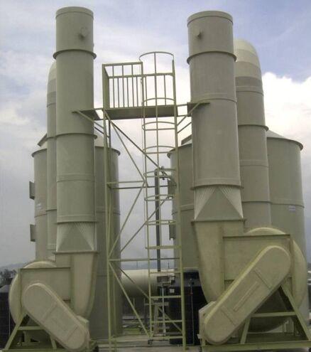 废气净化塔工作原理,废气净化塔性能特点,废气净化塔概况