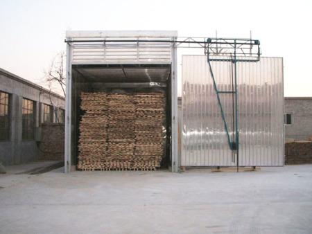 电加热喷Ψ 漆烘干房-供应■山东价位合理的循环木材烘干房