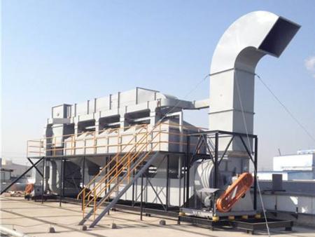 催化燃烧设备安装-甘肃RCO催化燃烧设备