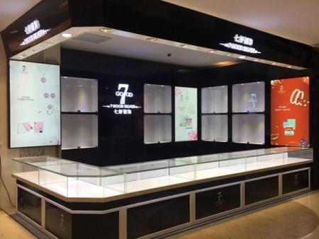 定做珠宝展示柜-有信誉度的珠宝展柜厂家就是东莞市鑫品展示千亿平台