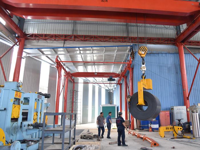 镀锌卷开平纵剪市场-连云港有几家冷板开平纵剪厂
