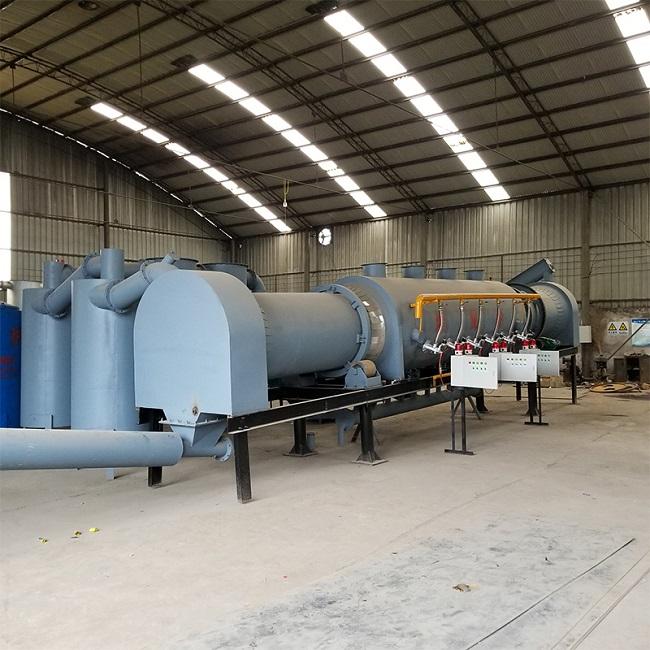 碳化炉厂家 碳化炉价格 碳化炉厂家直销-宏基机械