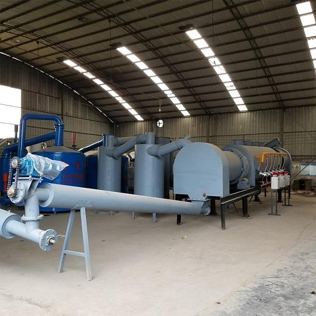 碳化炉价格-江西滚筒碳化炉-山东滚筒碳化炉