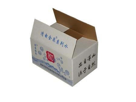 鞍山纸箱纸板生产厂家:开槽和粘箱对瓦楞纸箱加工的影响!