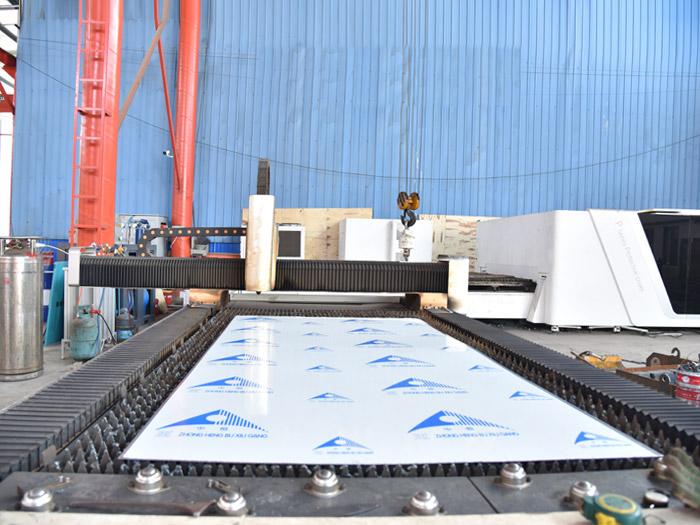 激光下料-青岛金属激光切割厂家-青岛金属激光切割加工