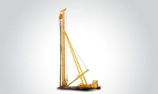 旋挖钻机潜孔锤组合-潜孔锤引孔施工工艺-潜孔锤锤击器原理