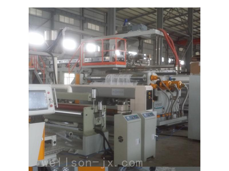 天津多层淋膜复合机厂家|玮晟机械质量良好的淋膜机出售