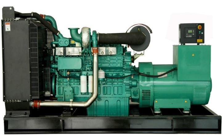 玉柴100千瓦发电机组-100kw发电机组