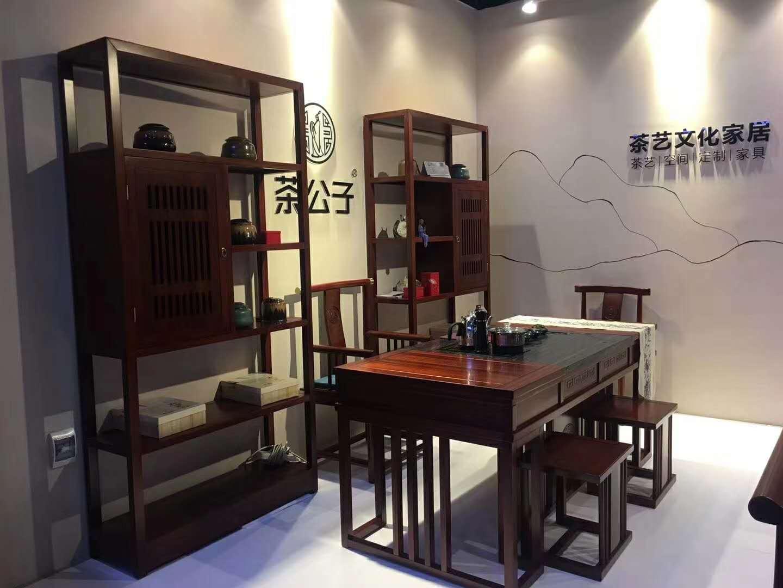 宁夏实木茶台厂家-茶桌供应-口碑好的厂家推荐-森志家具
